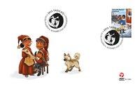 Christmas stamps 2020 - FDC/1