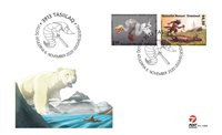 Ghost stories in Greenland I - FDC/Set