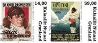 Grønlandske spillefilm I - Dagstemplet opklæbet - Sæt
