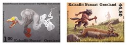 Ghost stories in Greenland I - Mint - Set
