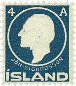 Island - 1911 - Postfrisk
