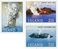 Islande - AFA 393-395 - Neuf