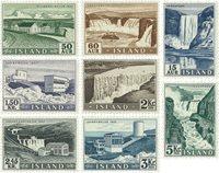 Island - AFA 304-311 - Postfrisk