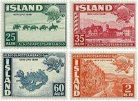 Islande - AFA 260-263 - Neuf