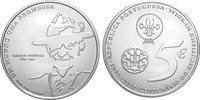 Portogallo - moneta 5 euro d'argento 100^ Scouting  - 2007