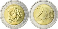 Luxemburg - 2 euro coin Henrik and Adolphe - 2005