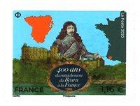 France - Bearn a France - Timbre neuf
