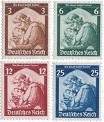 Empire Allemand 1935 - Michel 565-58 - Neuf