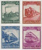 German Empire 1935 - MICHEL 580-83 - Mint