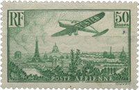 Frankrig 1936 - YT PA 14 - Ubrugt