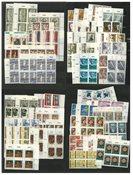Autriche - Blocs de 4 - 1977-84