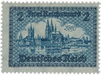 Tyskland - Tyske Rige 1930 - Michel 440 - Ubrugt