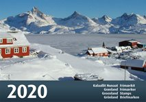 Årsmappe 2020 - Postfrisk