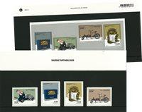 Danimarca - Invenzioni danesi - Souvenir folder