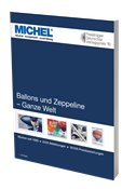MICHEL - Ballons and zeppelins, Worldwide 2020 - Stamp catalogue
