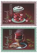 Åland - Christmas 2020 - Mint set 2v