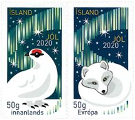 Iceland - Christmas - Mint set 5v