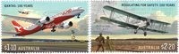 Australia - Civil Aviation - Mint set 2v