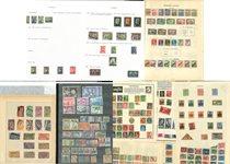 Divers pays - Collection sur pages