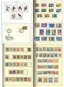 Hongrie - Collection 1871-1985 dans un Kabe album préimprimé