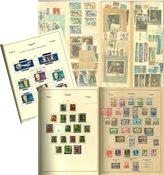 Hongrie - 1871-1965 dans un album préimprimé de Ka-Be
