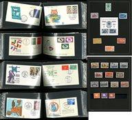 Mundial - Colección en álbum Shaubek y 3 álbumes de SPD