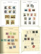 Czechoslovakia - Unused and cancelled collection
