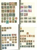 Autriche - Collection en album Stanley Gibbons
