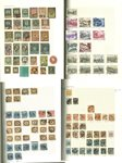 Itävalta - Kokoelma Stanley Gibbonsin kansiossa