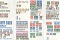 Catar y Muscat - Colección en clasificador