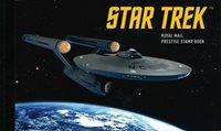 England - Star Trek - Postfrisk prestigehæfte