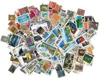 Tyskland - 500 forskellige frimærker