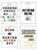 Gran Bretaña - Colección cancelada 1840-2006