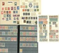 Argentiina - Kokoelma 1858-1940
