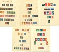 Bulgaria - Kokoelma 1879-1940