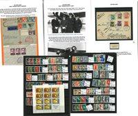 Hollanti - Kokoelma käyttämättömiä 1906-66
