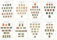 Alankomaiden Intia - Postituore kokoelma 1912-1949