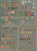 Duitsland - Collectie apporx. 1905-45