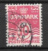 Danmark  - AFA 65v - Stemplet