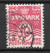 Danimarca  - AFA 65v - timbrato