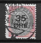 Danimarca  - AFA 61 - timbrato