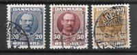 Danimarca  - AFA 56a-59 - timbrato