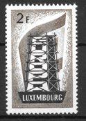 Luxemburg 1956 - AFA 551 - Neuf avec charnières