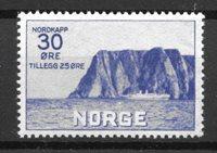 Norge 1930 - AFA 161 - Ustemplet