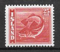Island 1940 - AFA 217 - Postfrisk