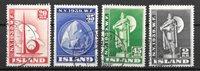 Island 1939 - AFA 206-09 - Stemplet