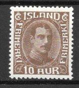 Island 1931 - AFA 161 - Postfrisk