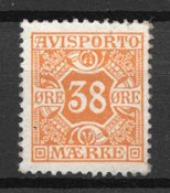 Danimarca 1907 - Av. 6 - nuovo