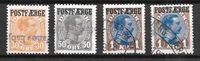 Danemark 1922 - PF - Div. - Oblitéré