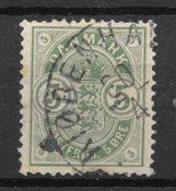 Danimarca 1882 - AFA 32 - timbrato